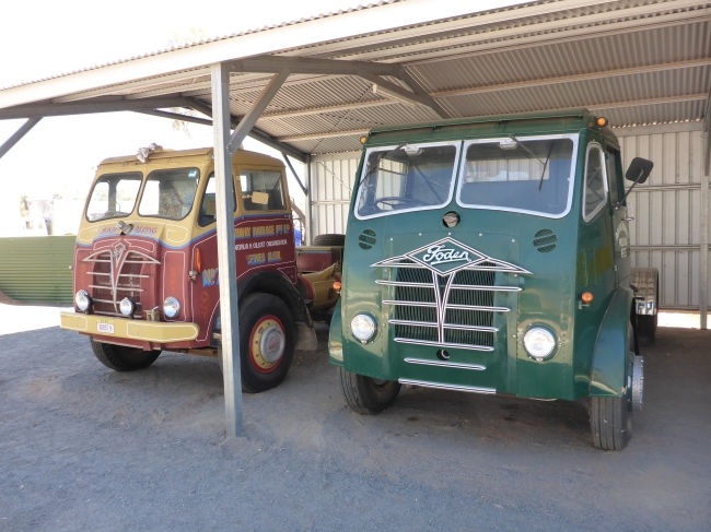 A couple of Fodens, just to keep the British trucks in the picture.