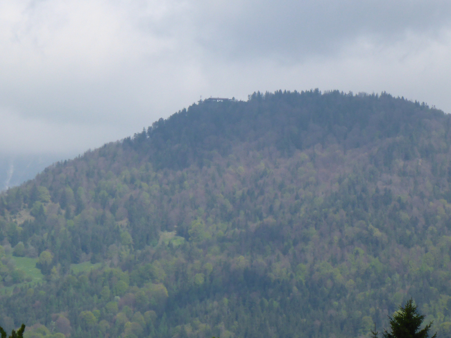 Eagle's Nest, from the document centre.