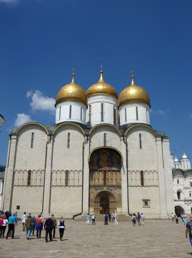 The Archangel's Cathedral.