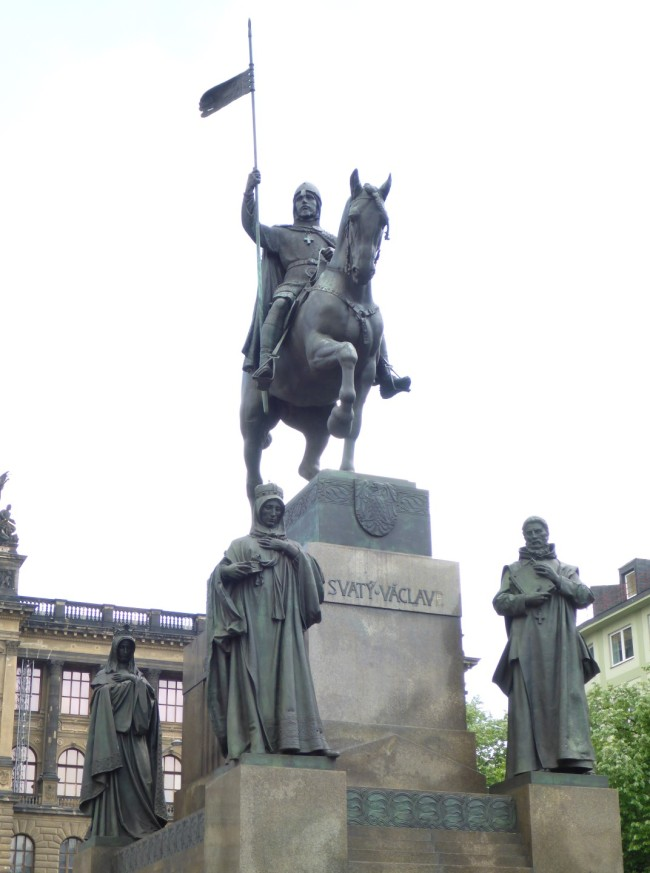 Good King Wenceslas.