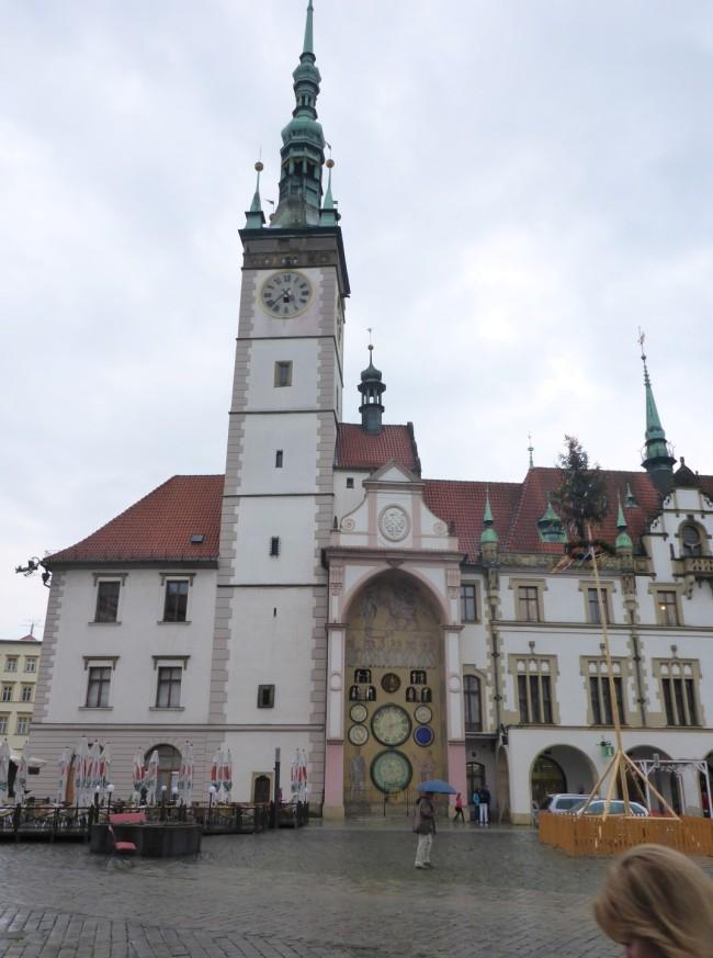 Olomouc town hall.
