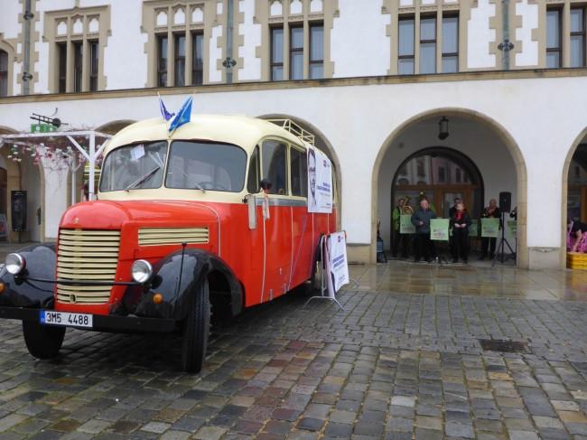 EU electioneering, Czech style.
