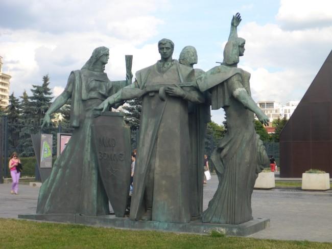 Soviet era 'Realist' art.