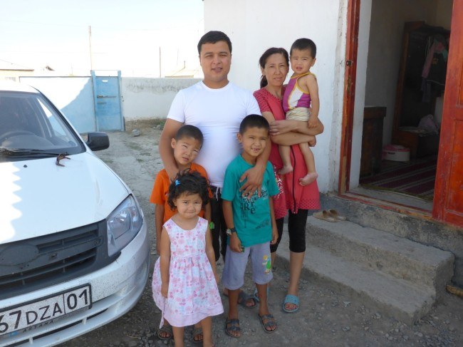 Rustem and family