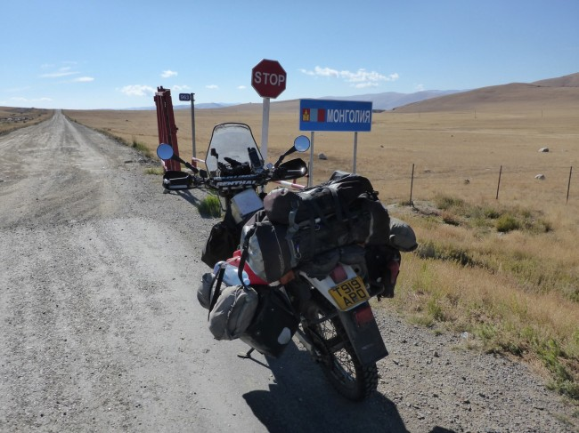 Mongolia, at last.