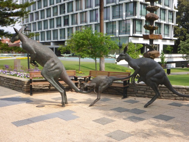 Great sculpture.