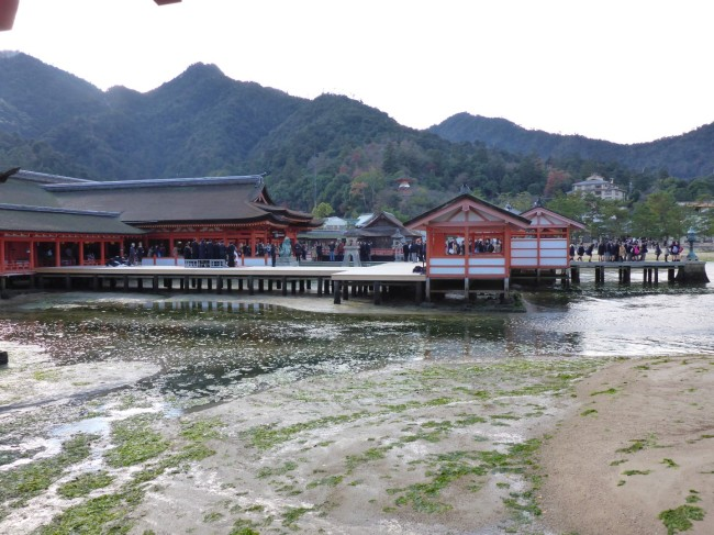 Itsukushima Shrine complex