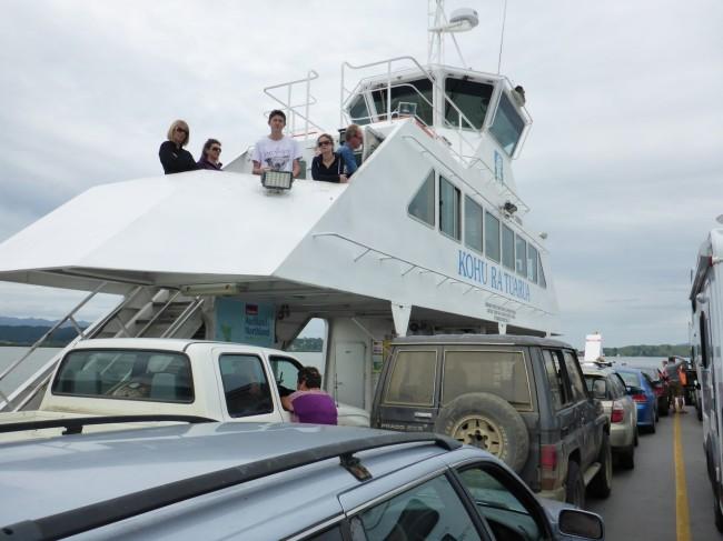 I like a nice little ferry.