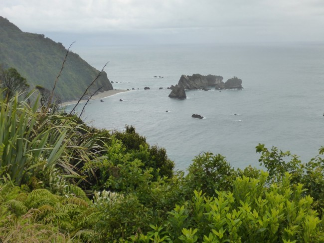 A Westland sea view.