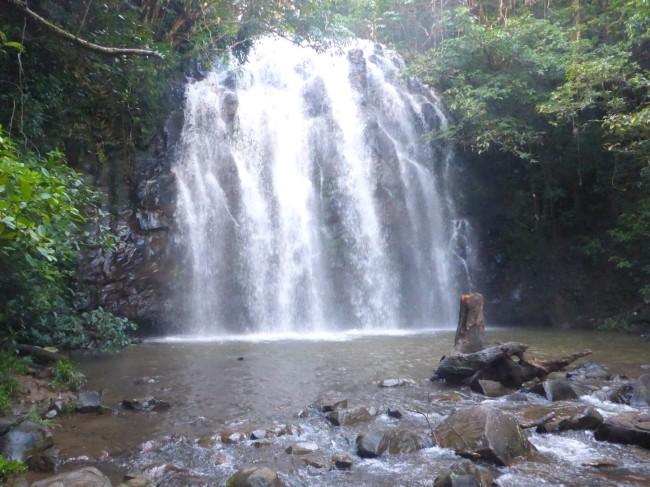 Ellinjaa Falls.