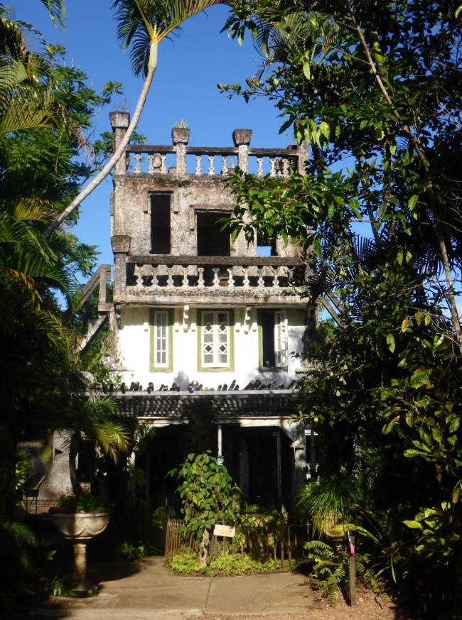 Paronella Park Castle.