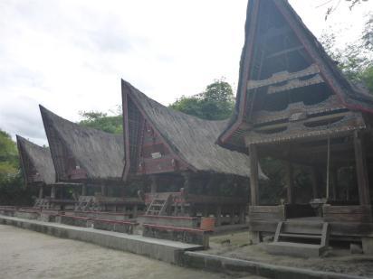 Batak village.