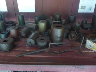 Variety of AP mines.